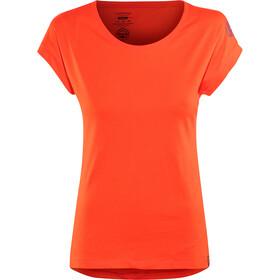 La Sportiva Chimney - Camiseta manga corta Mujer - naranja